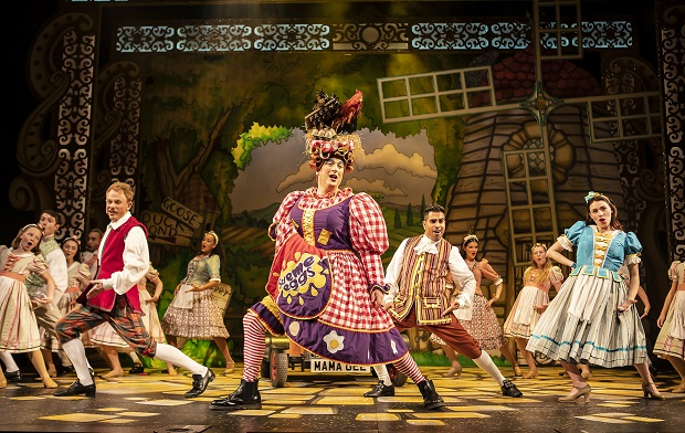 Photo of Mother Goose – Marlowe Theatre, Canterbury