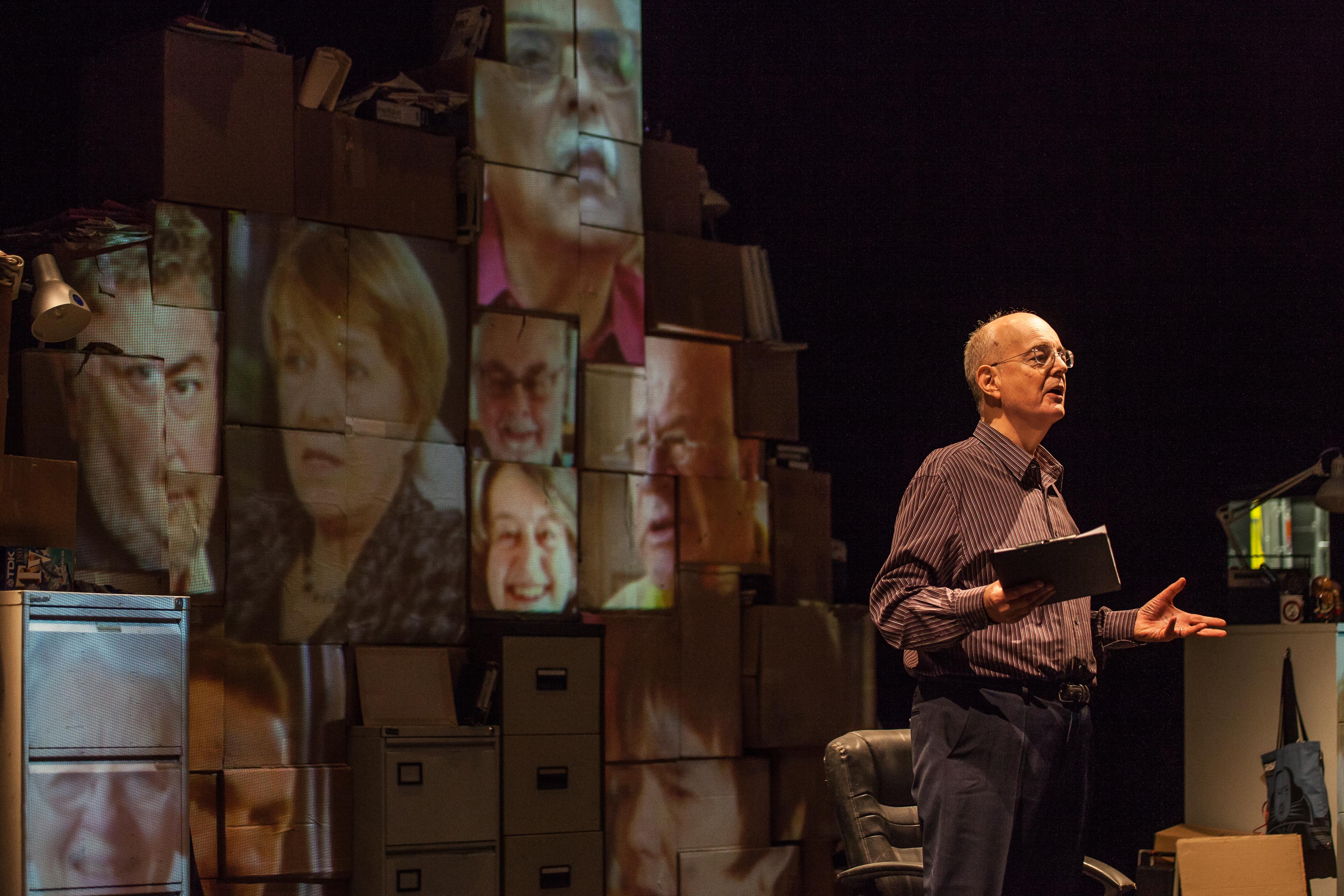 Photo of Trying It On – Traverse Theatre, Edinburgh