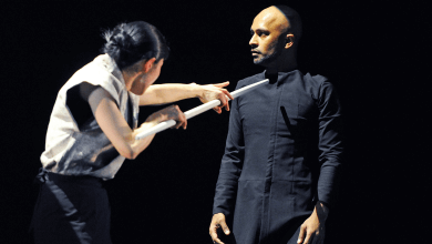 Photo of The Silent Burn Project – The Akram Khan Company, YouTube