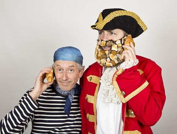 Photo of Brighton Bites: Captain Breadbeard's Bready Brilliant Comedy Cookbook