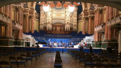 Photo of The Orchestra of Opera North – Leeds Town Hall