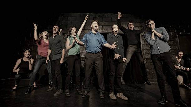Photo of Baby Wants Candy: The Completely Improvised Full Band Musical – Assembly George Square Studios, Edinburgh