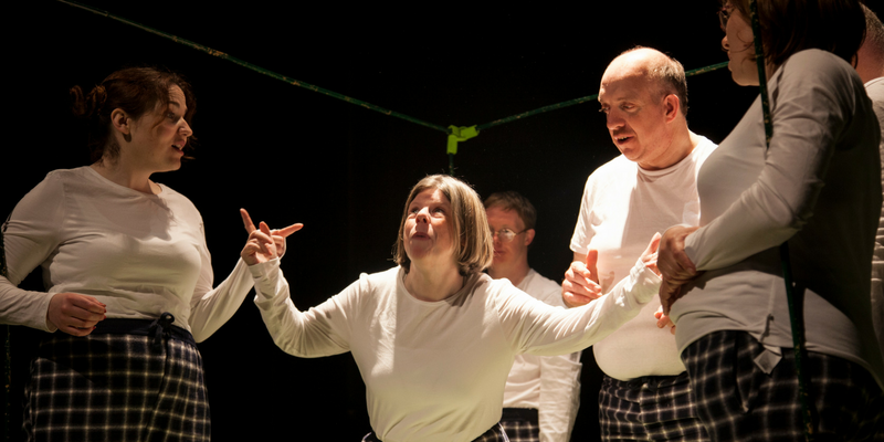 Photo of DUBLIN THEATRE FESTIVAL: The M House – axis :Ballymun, Dublin