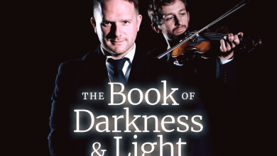 Photo of Ghost Story Writing Workshops with The Book of Darkness and Light – Facebook Live