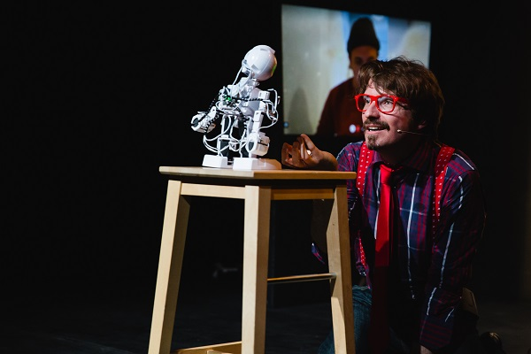 Photo of Brighton Bites: Artificial Intelligence Improvisation