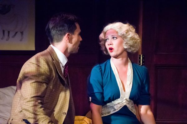 Photo of The 39 Steps – Harrogate Theatre
