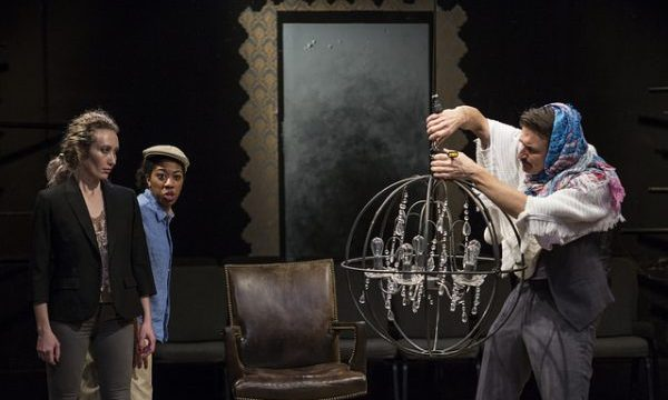 Photo of Platonov, or A Play With No Name – New Ohio Theatre, New York