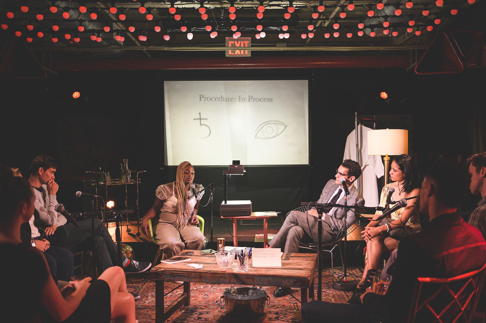 Photo of A Cocktail Party Social Experiment – Chelsea Music Hall, New York City