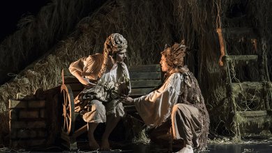 Photo of Rumpelstiltskin – Sadler's Wells, Digital Stage