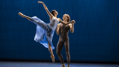 Photo of An Evening with Natalia Osipova -Sadler's Wells Digital Stage