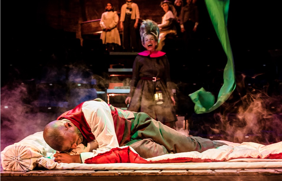 Photo of A Christmas Carol – The Octagon Theatre, Bolton