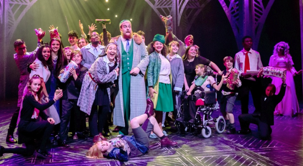 Photo of A Christmas Carol – ChickenShed Theatre, London
