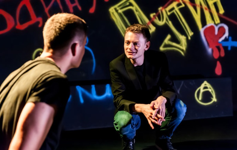 Photo of A Little Hero –  The White Bear Theatre, London