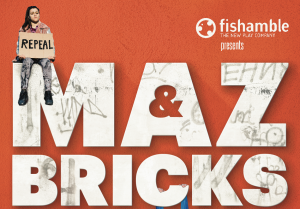 Photo of Maz and Bricks – Summerhall, Edinburgh
