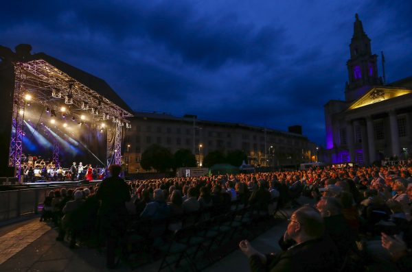 Photo of A Night at the Opera – Millennium Square, Leeds