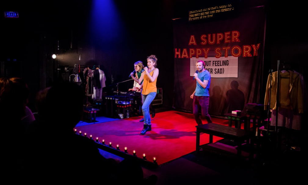 Photo of A Super Happy Story (About Feeling Super Sad) – Theatre Royal, Wakefield