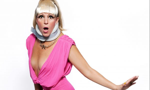 Photo of INTERVIEW: Adrienne Truscott's 'One-Trick Pony (Or Andy Kaufman Is A Feminist Performance Artist and I'm a Comedian)'