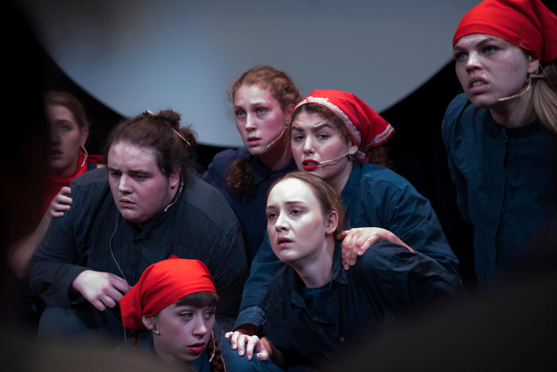 Photo of BRIGHTON FRINGE:About A Revolution – The Warren: The Hat