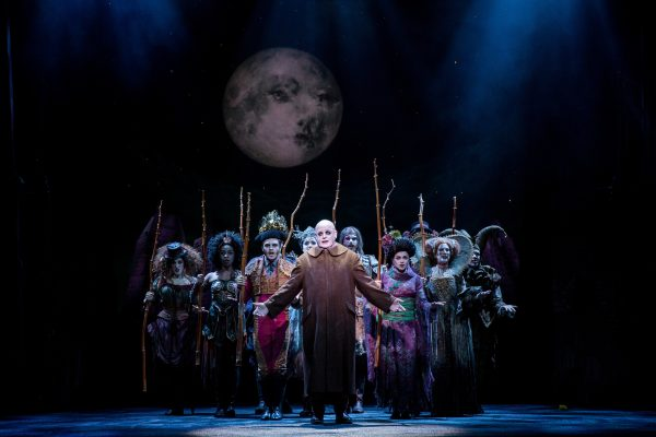 Photo of The Addams Family – Milton Keynes Theatre