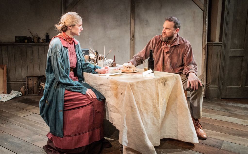 Photo of Agnes Colander: An Attempt at Life – Jermyn Street Theatre, London