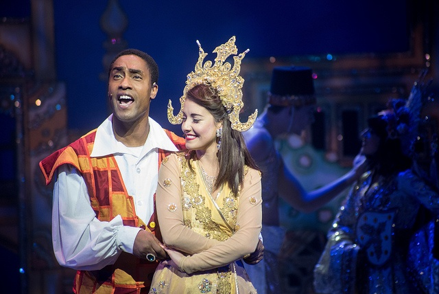 Photo of Aladdin – Bradford Alhambra