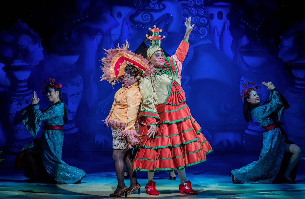Photo of Aladdin – Hackney Empire, London