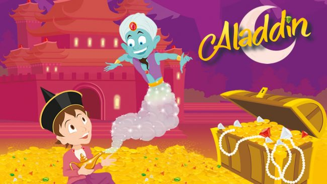 Photo of Aladdin – Theatre Royal, Wakefield