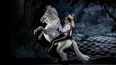 Photo of Alice's Adventures Underground -Royal Opera House, London