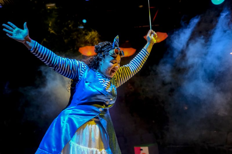Photo of Alice in Wonderland – Stephen Joseph Theatre, Scarborough
