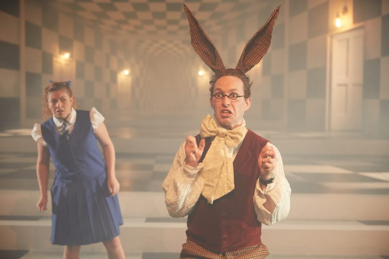 Photo of Alice in Wonderland – Sherman Theatre, Cardiff
