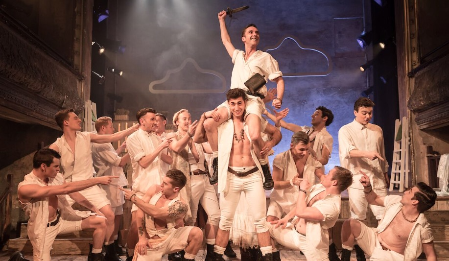 Photo of The Pirates of Penzance – Wilton's Music Hall, London