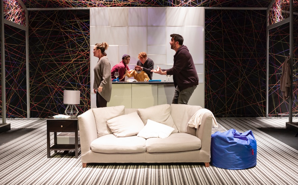 Photo of All in a Row – Southwark Playhouse, London