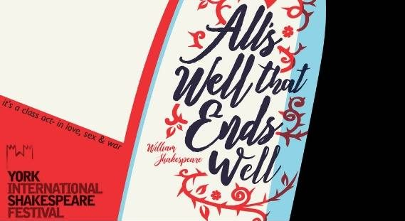 Photo of All's Well that Ends Well – Friargate Theatre, York