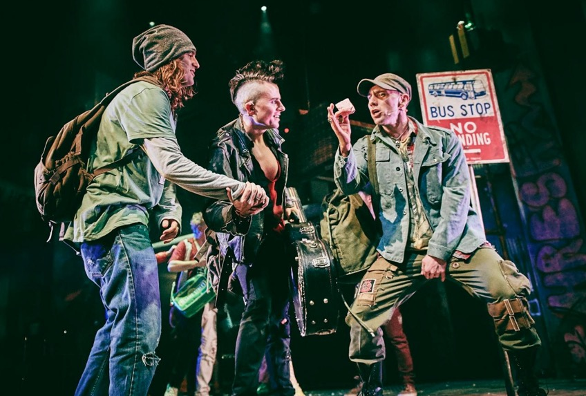 Photo of American Idiot – King's Theatre, Glasgow