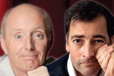 Photo of An Evening Shared with Jasper Carrott and Alistair McGowan – Belgrade Theatre, Coventry