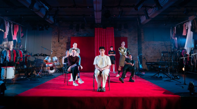 Photo of And the Rest of Me Floats – Bush Theatre, London