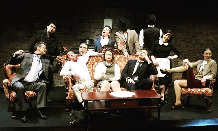 Photo of And Then There Were None – Smock Alley, Dublin