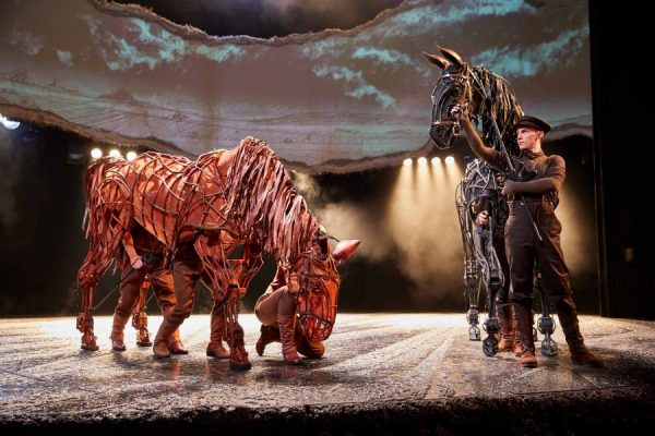 Photo of War Horse – Liverpool Empire