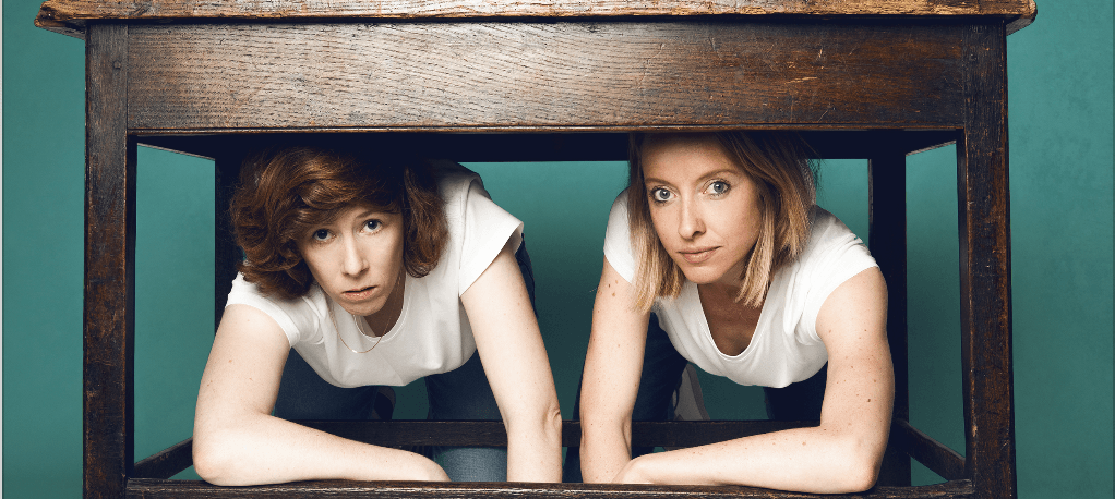Photo of FIFTY WORD FRINGE PITCH…Anna & Helen: Stuck In A Rat