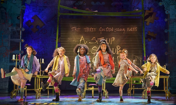 Photo of Annie – Birmingham Hippodrome