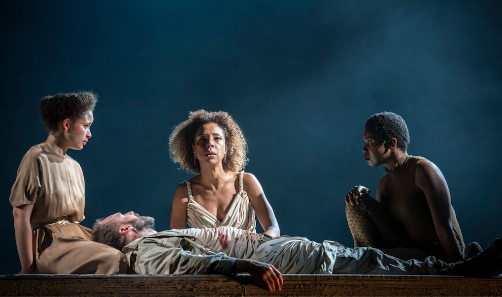Photo of Antony & Cleopatra – National Theatre, London
