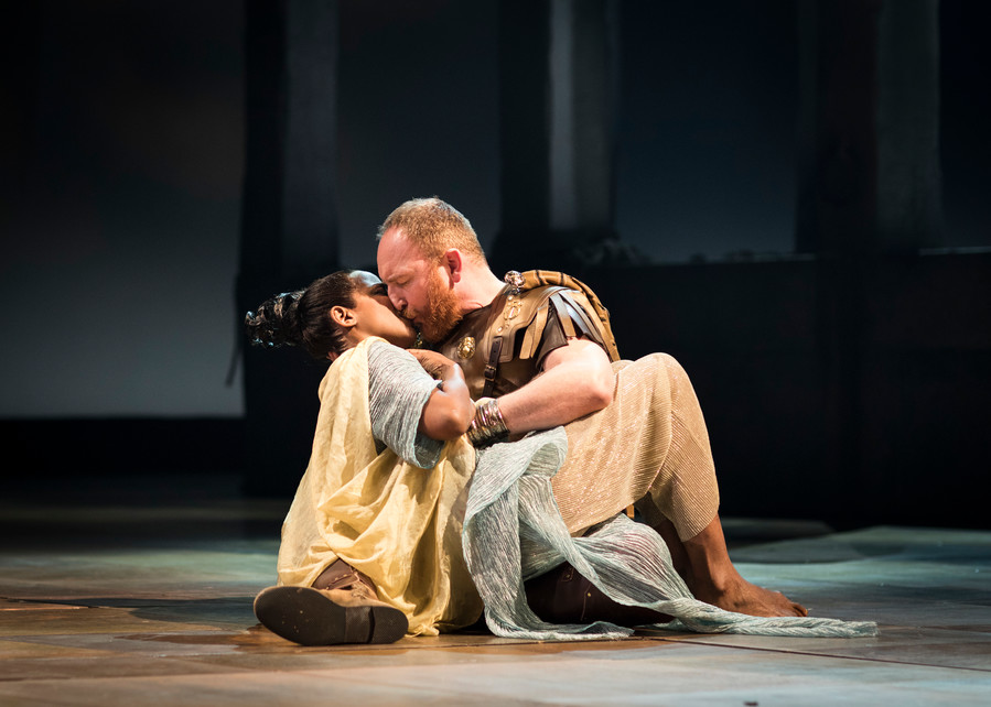 Photo of Antony and Cleopatra – Royal Shakespeare Theatre, Stratford-on-Avon