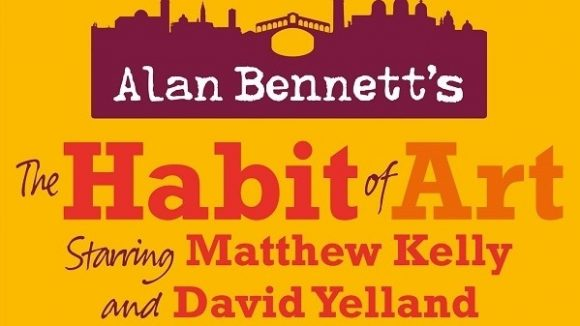 Photo of INTERVIEW: Matthew Kelly, David Yelland and Philip Franks on The Habit of Art