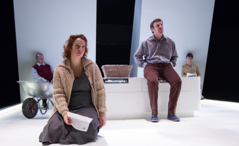 Photo of Ashes – Octagon Theatre, Bolton