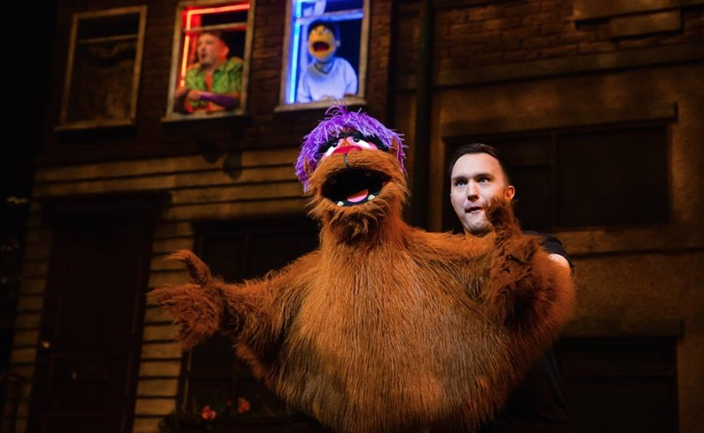 Photo of Avenue Q – King's Theatre, Glasgow