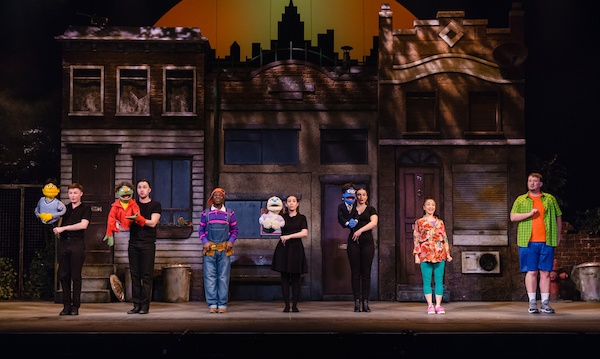 Photo of Avenue Q – The Alexandra, Birmingham