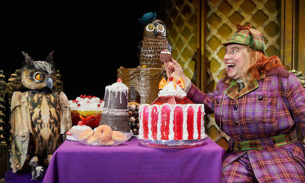 Photo of David Walliams' Awful Auntie – Opera House, Manchester