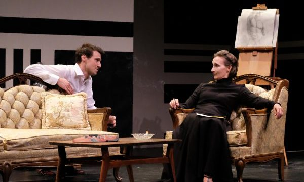 Photo of The Baroness: Isak Dinesen's Final Affair – Theatre Row, New York