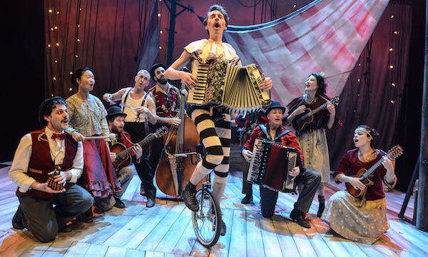 Photo of La Strada – Belgrade Theatre, Coventry