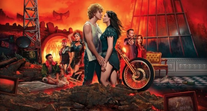 Photo of CD REVIEW: Bat Out of Hell the Musical – Original Cast Recording
